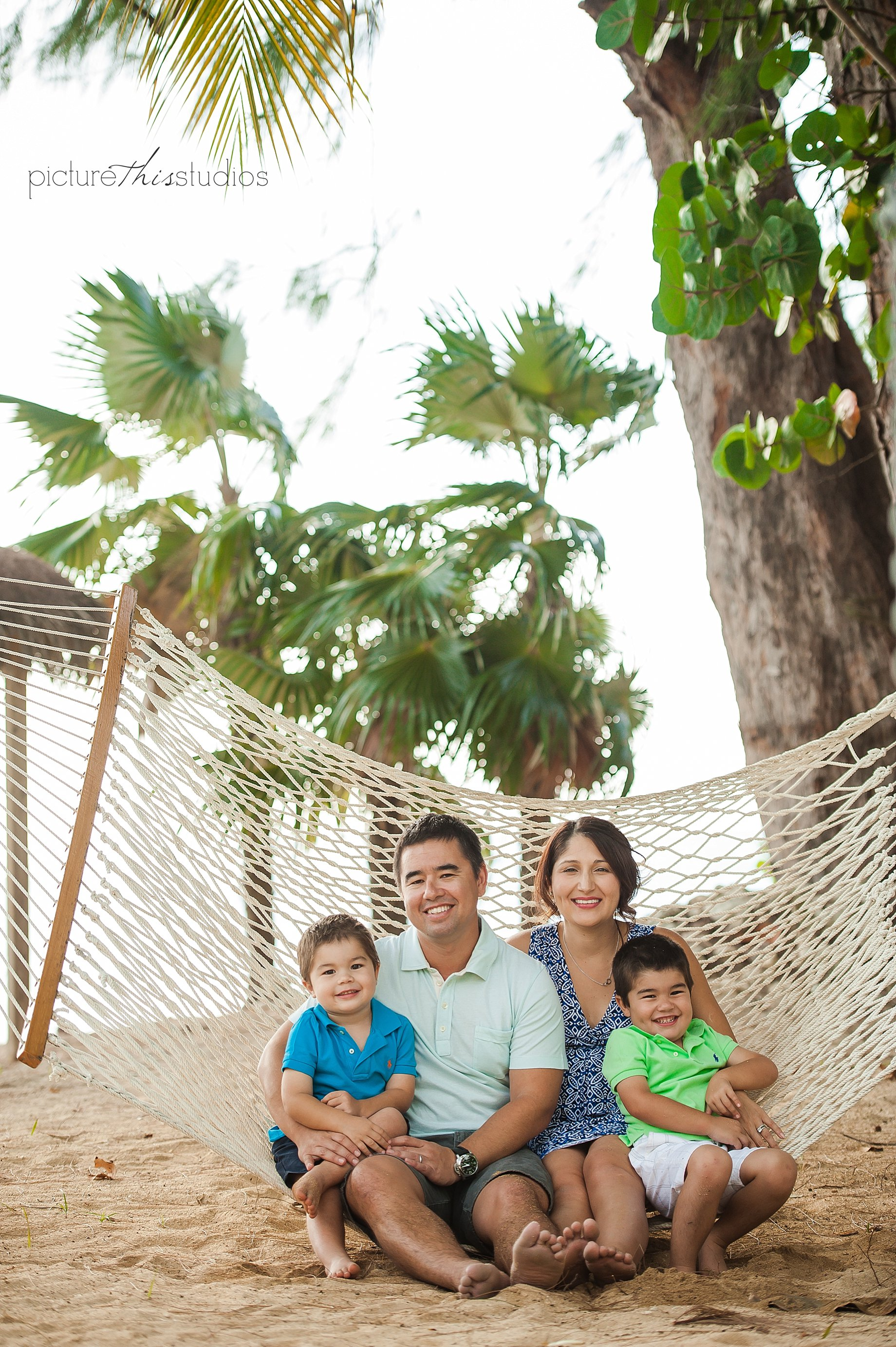 family photographers in grand cayman