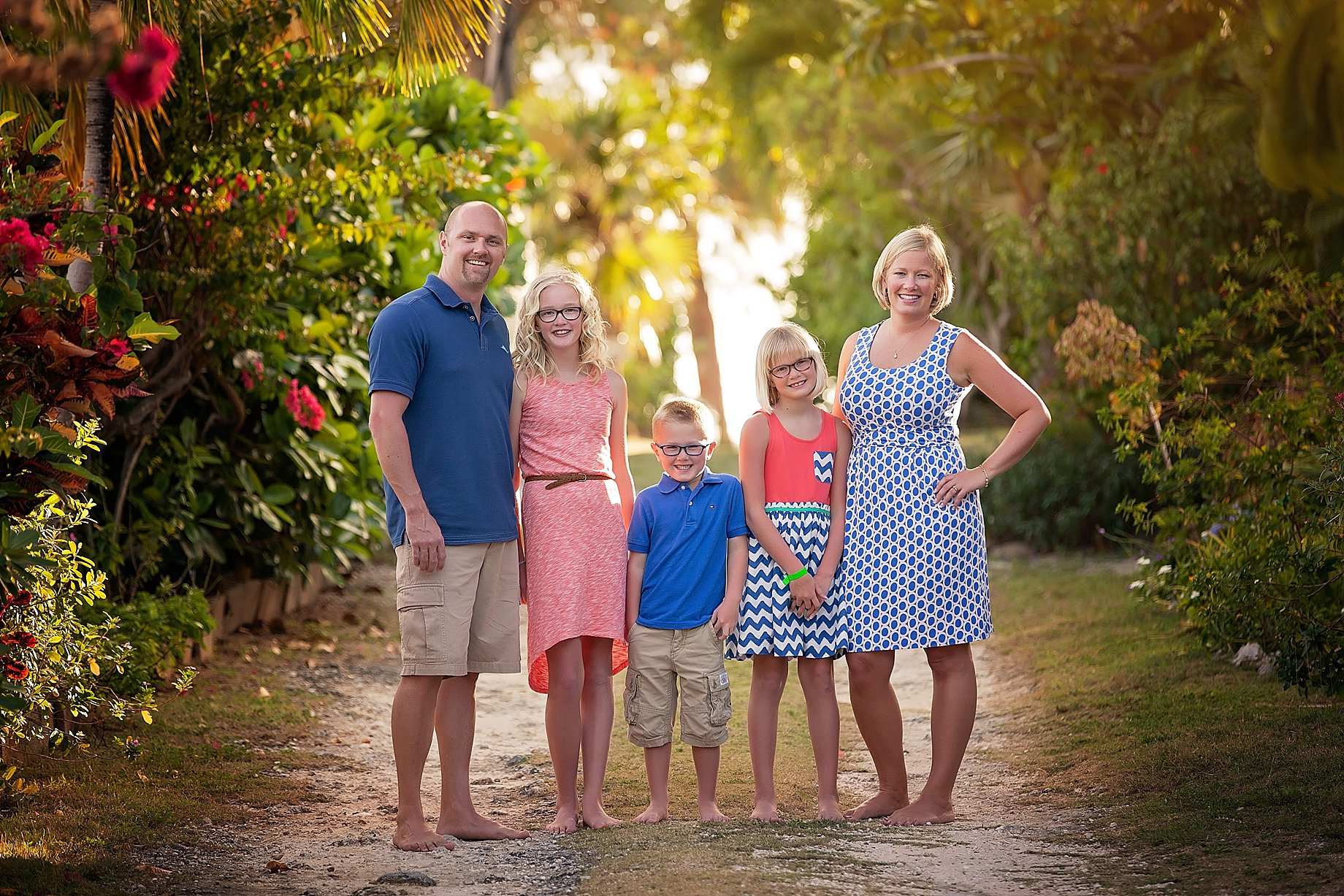 seven mile beach family photography
