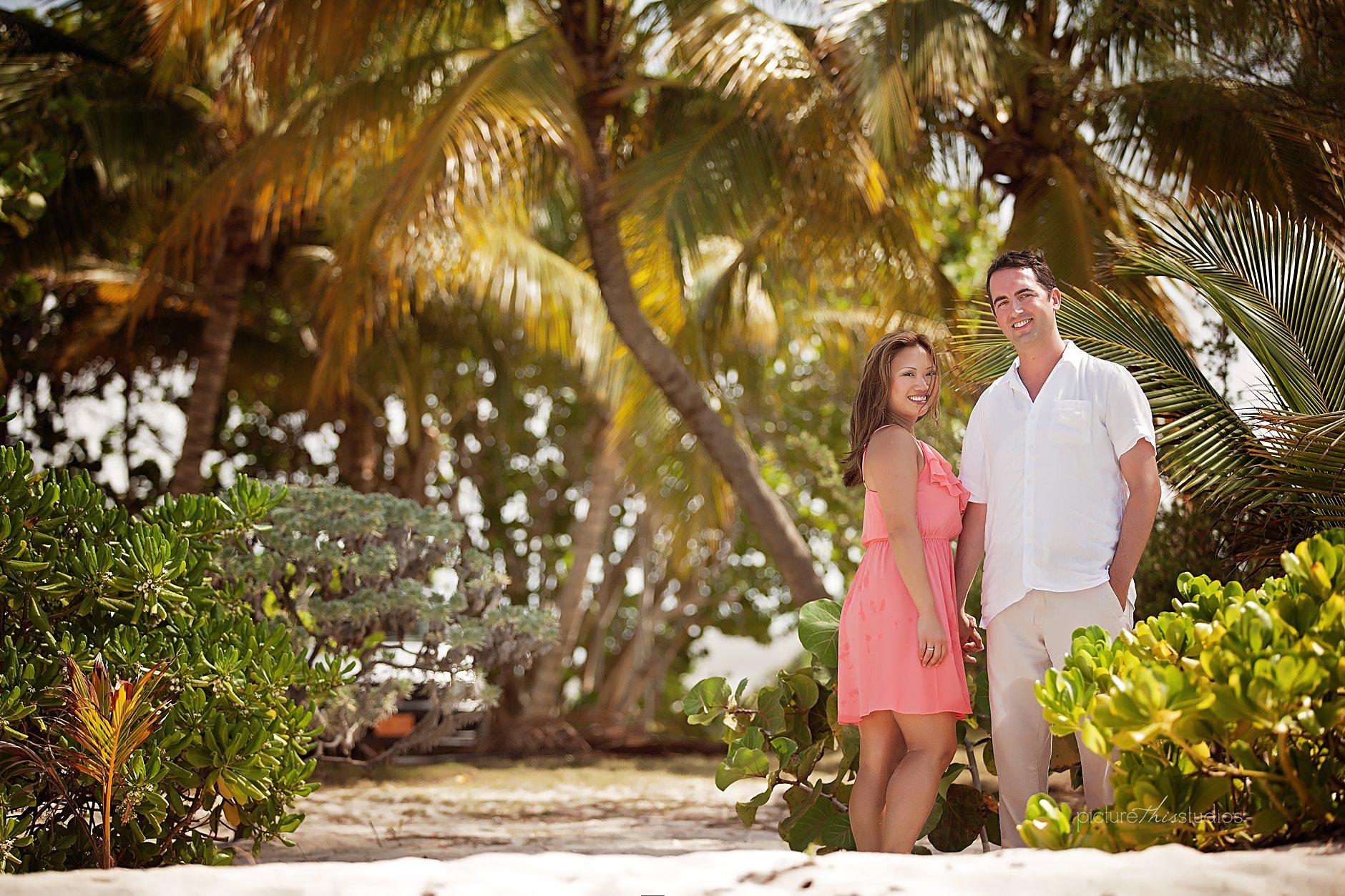 grand cayman anniversary photos