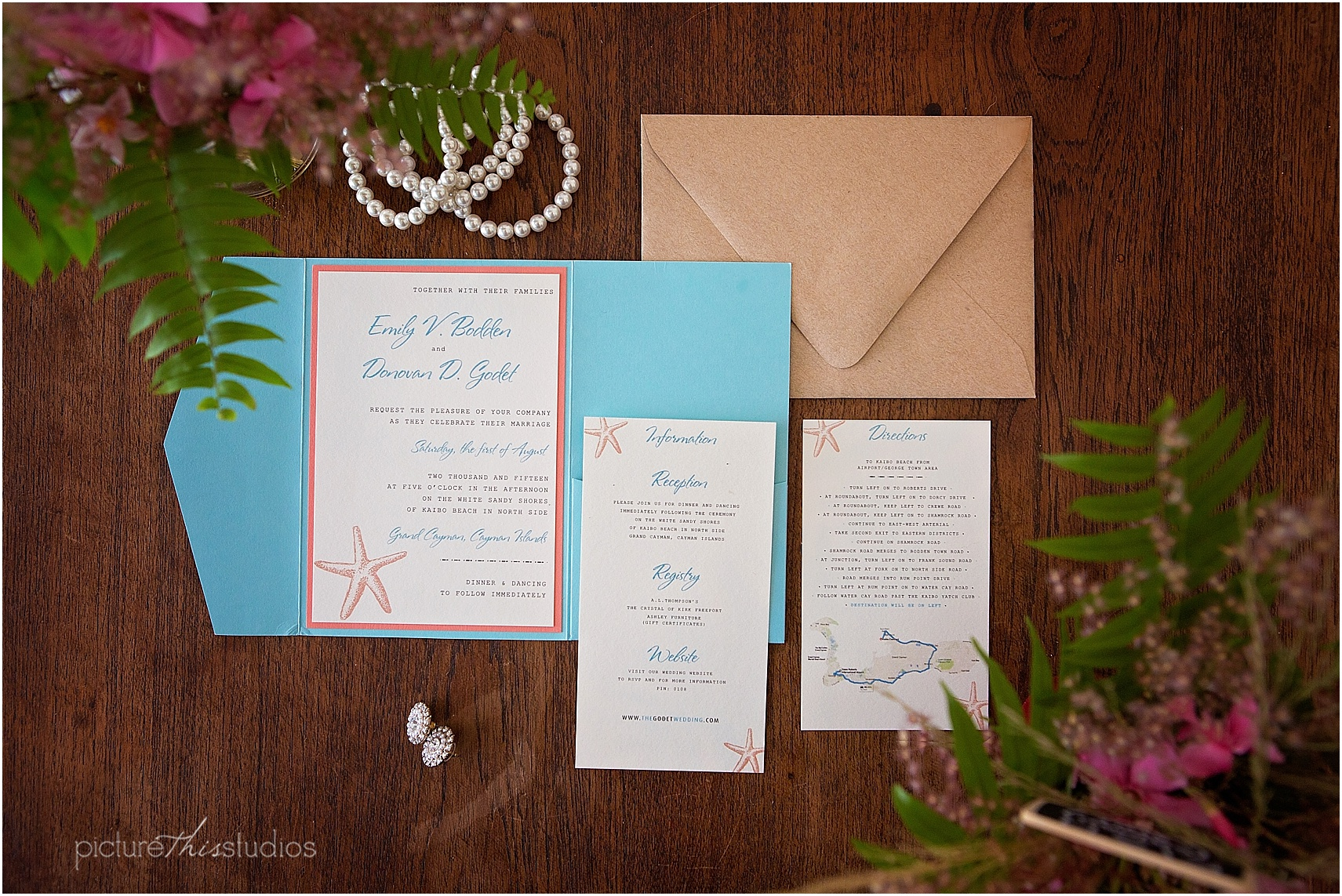Kaibo cayman wedding