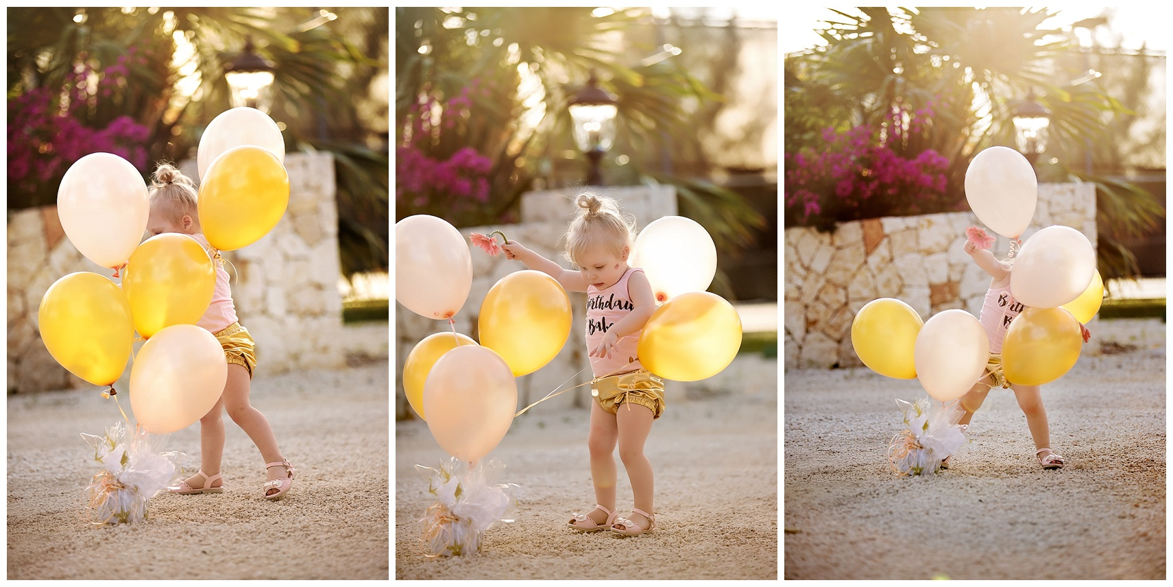 Cake Smash Photos   Cayman Islands Photographers   Happy Birthday Ellerie!