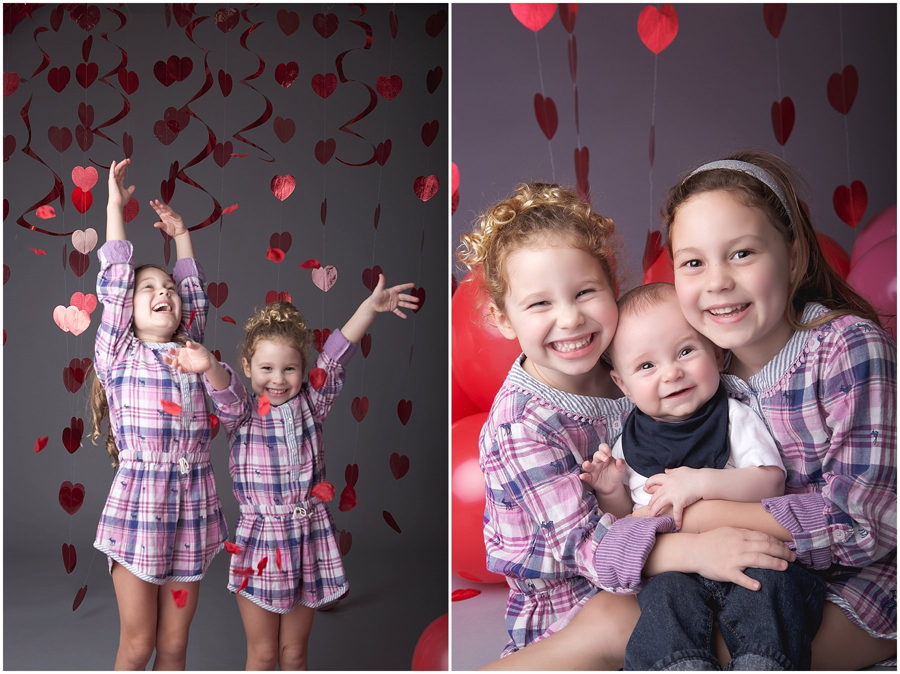 Grand Cayman Photographers | Children's Valentine's Day Sessions