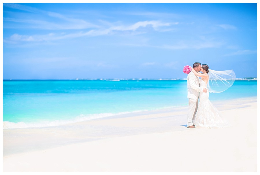 Cayman Bride Groom Seven Mile Beach Wedding Chad Munro