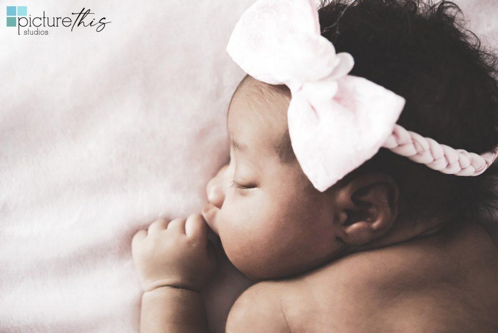 Newborn Studio Photography, Picture This Studios Grand Cayman